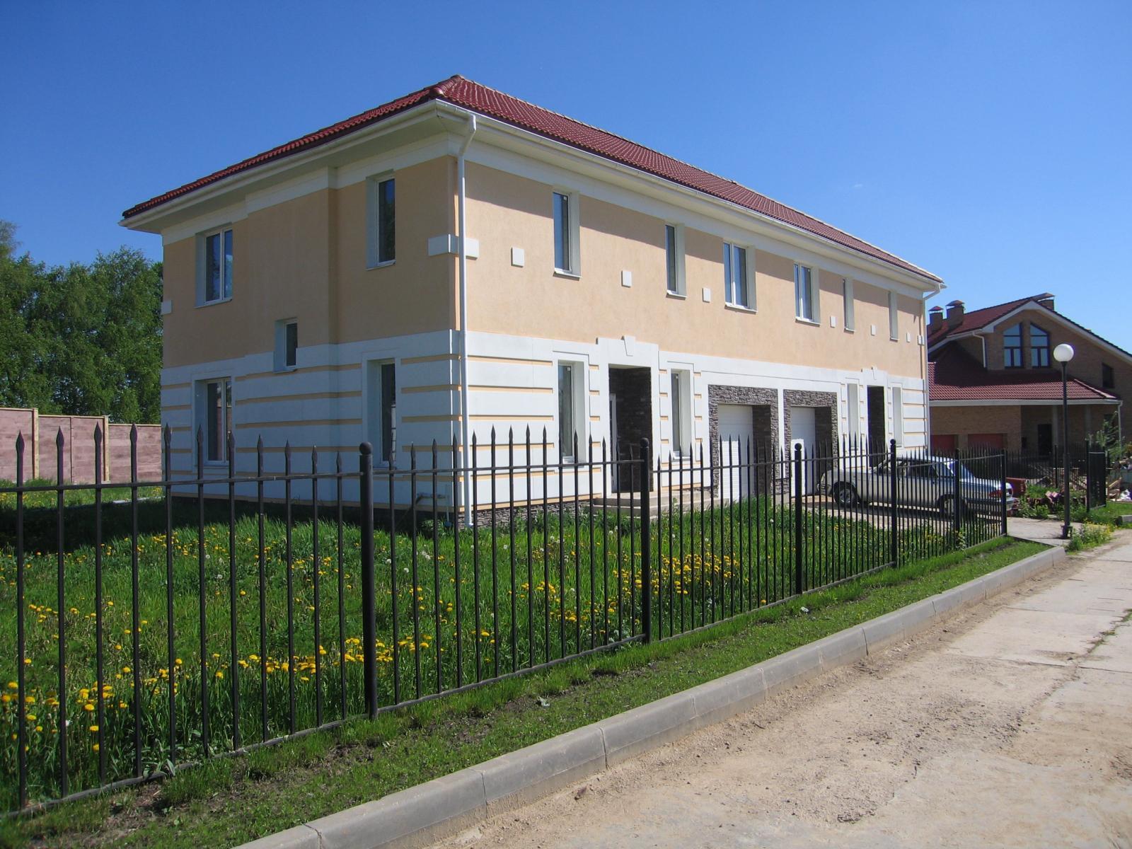 Дуплекс к.п. Спасское-Семеновское