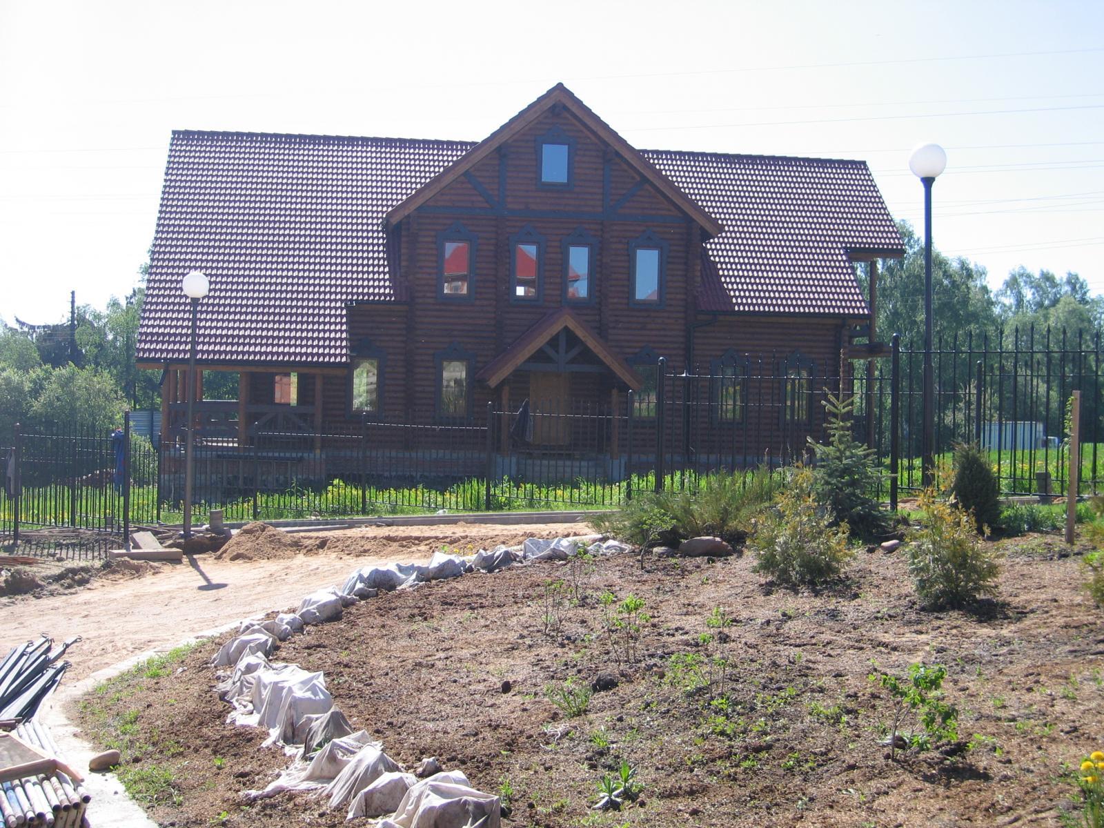 Дом в к.п. Спасское-Семеновское