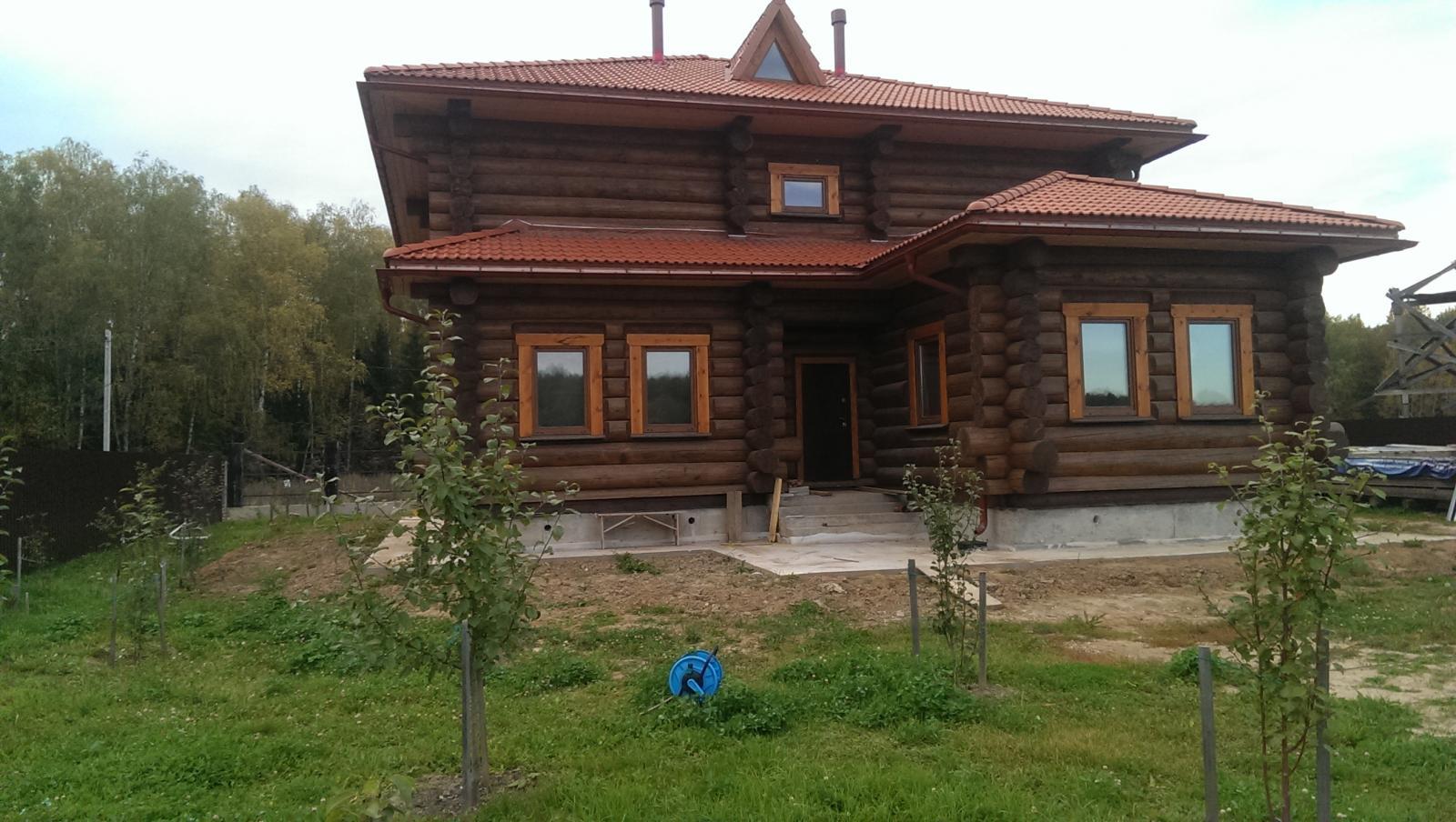 Дом в к.п. Китежградъ