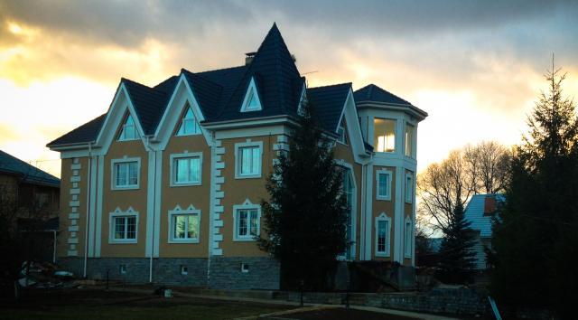 Дом в деревне Малое Саврасово