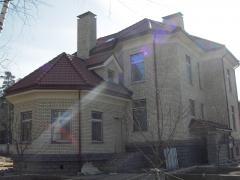 Индивидуальный дом в д. Быково